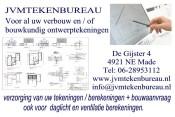 Laat nu een tekening maken bij Juul van Meel van JvM Tekenbureau