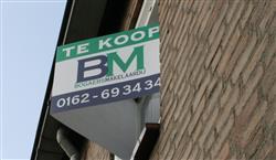 Uithangbord Bogaers Makelaardij - NVM Made / Oosterhout / Breda / Dordrecht
