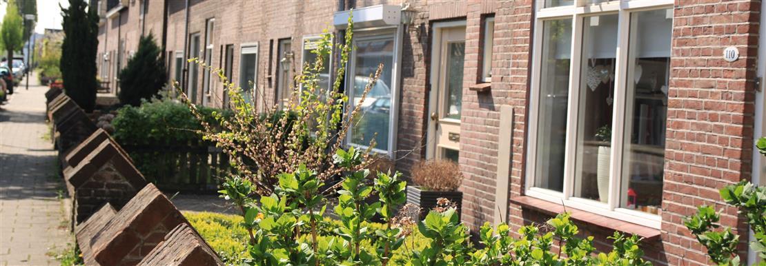 Scheiden en het huis Breda / Made