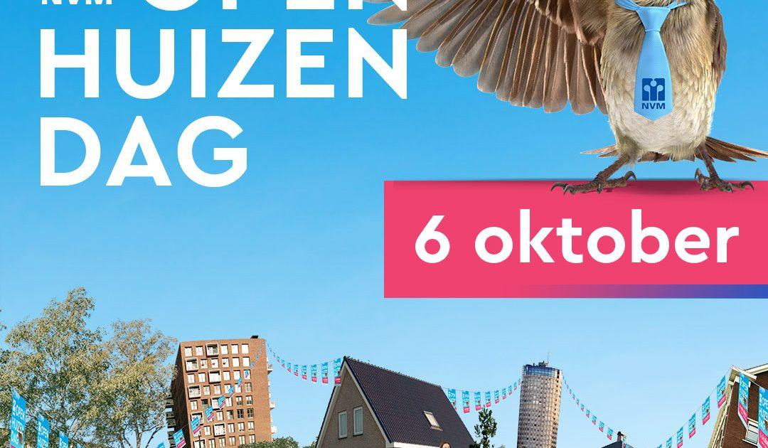 Open Huizen Route : Nvm open huien dag aankoopmakelaar bogaers makelaardij