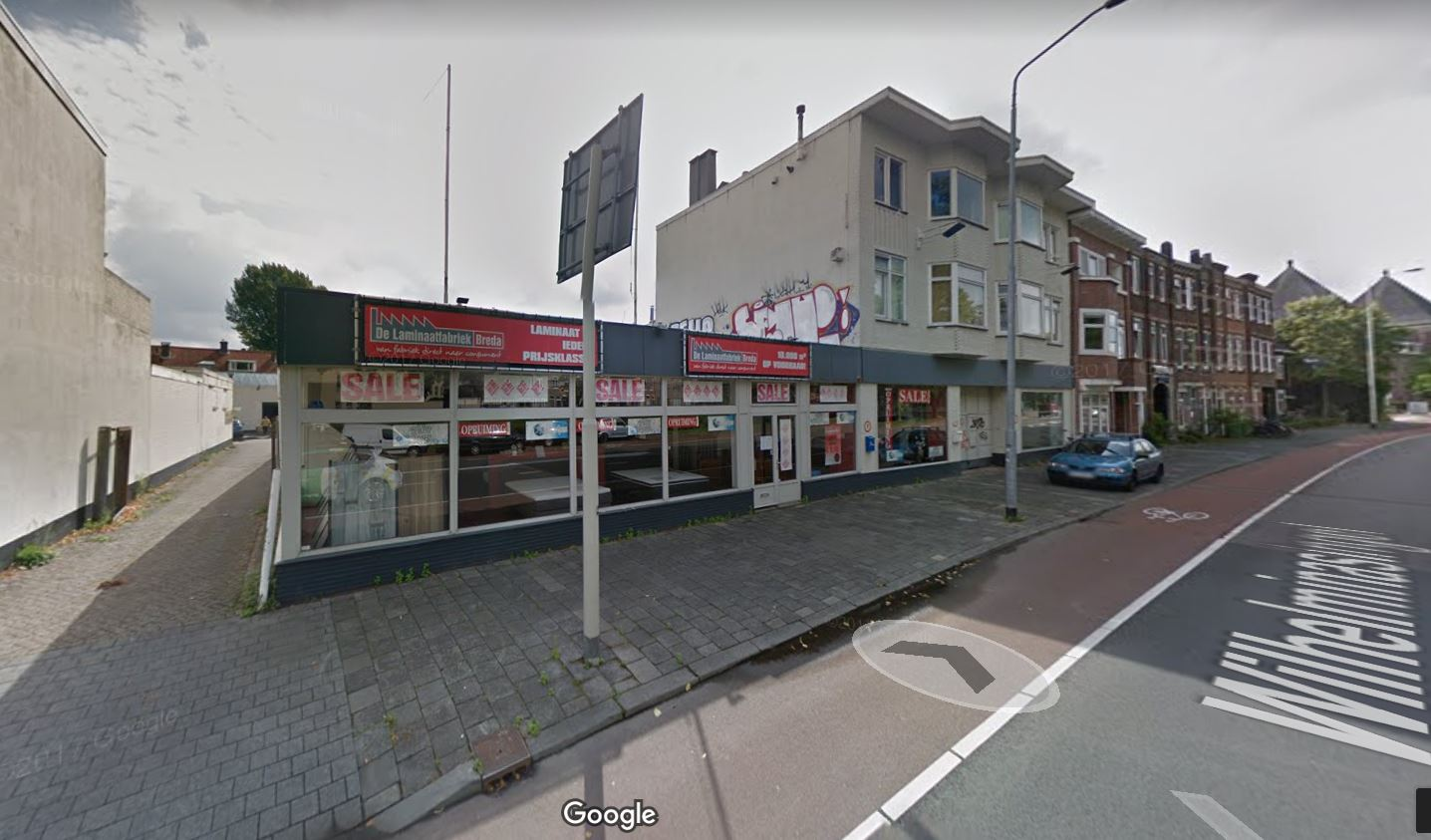 Wilhelminasingel Breda -- Huis Verkopen Breda