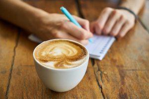 Kopje koffie drinken?