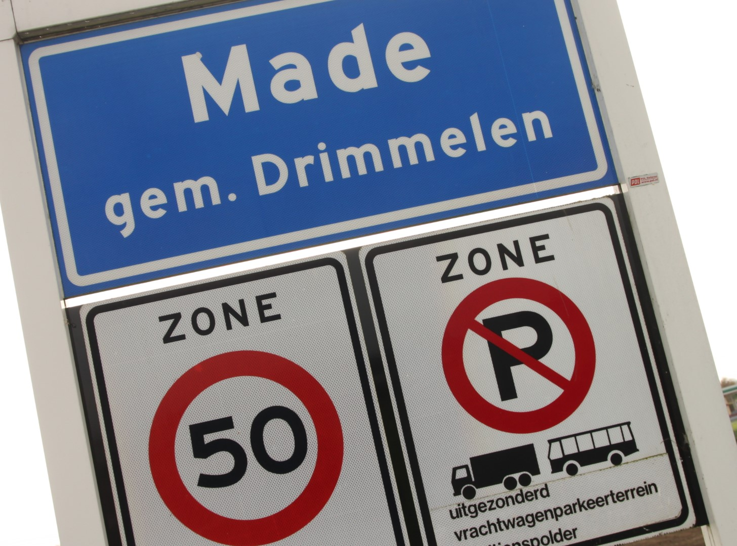 Het Centrumplan in Made Marktstraat is tijd voor actie