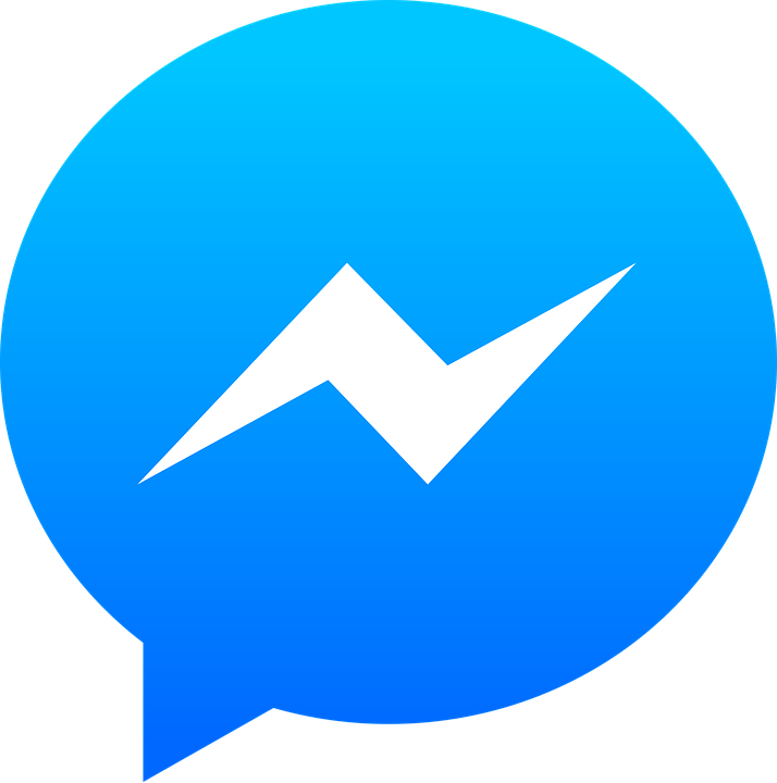 Direct contact via Messenger
