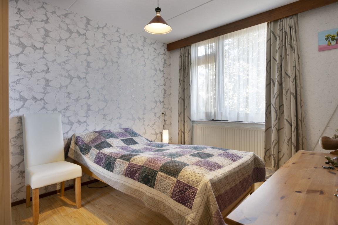 Slaapkamer -- tussenwoning met berging in Made -- 3 slaapkamers